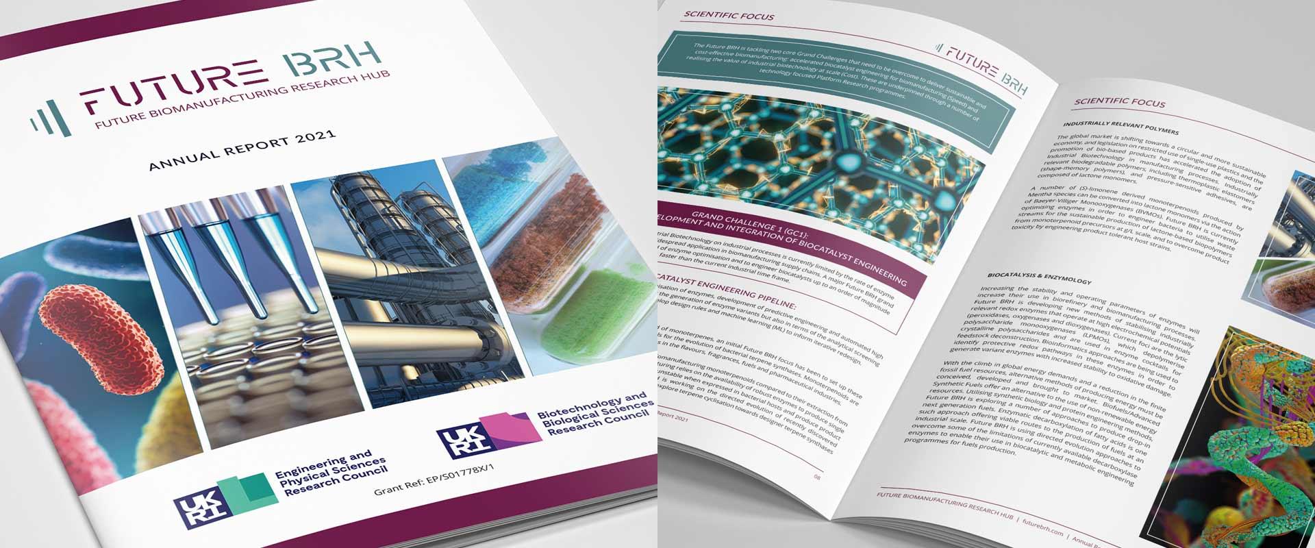 Future BRH - Annual Brochure 2021